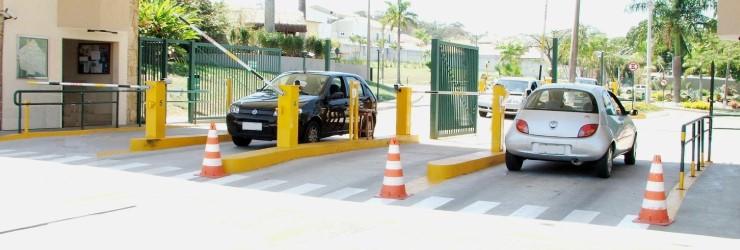 Segurança extra no seu lar: controle de acesso veicular